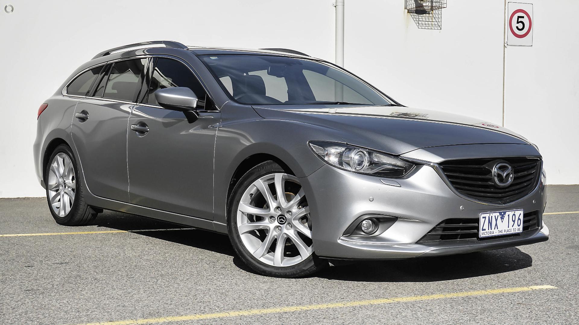 2013 Mazda 6 GJ
