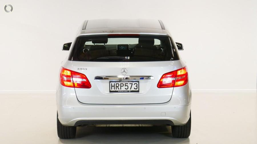 2014 Mercedes-Benz B 180 Sports Tourer