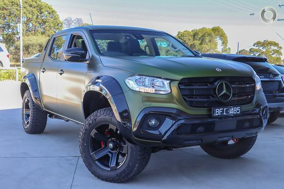 2019 Mercedes-Benz X 350 D PROGRESSIVE