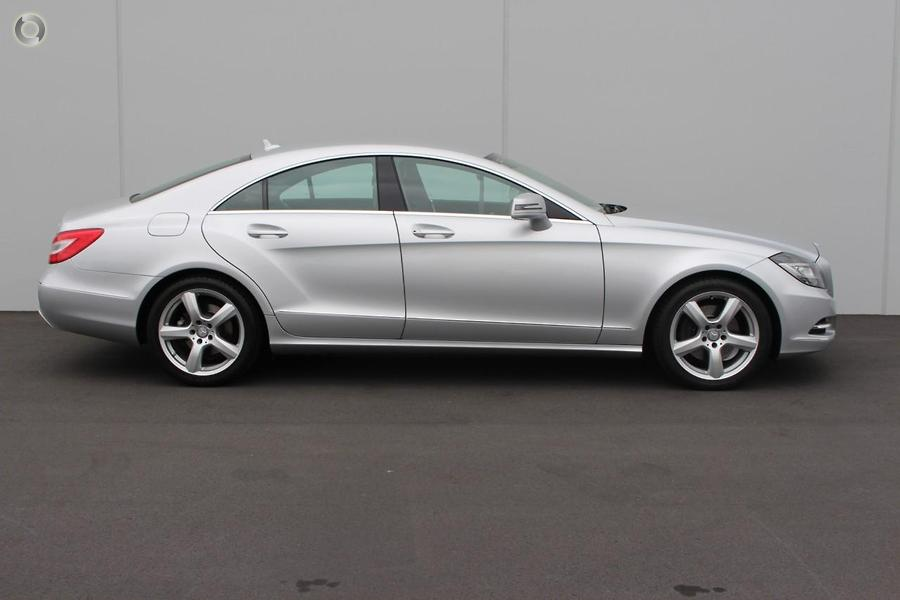 2013 Mercedes-Benz CLS 350 CDI Coupe