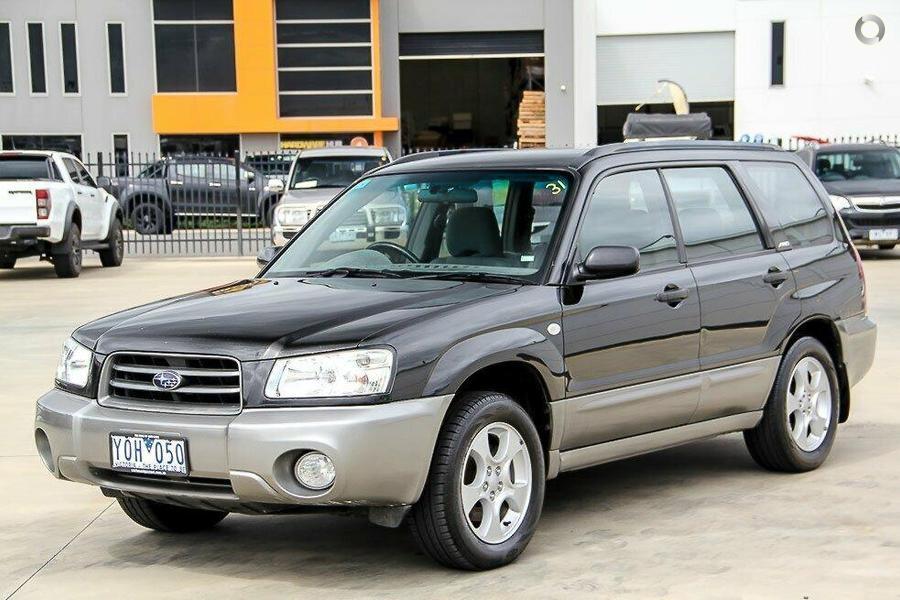 2002 Subaru Forester X 79V