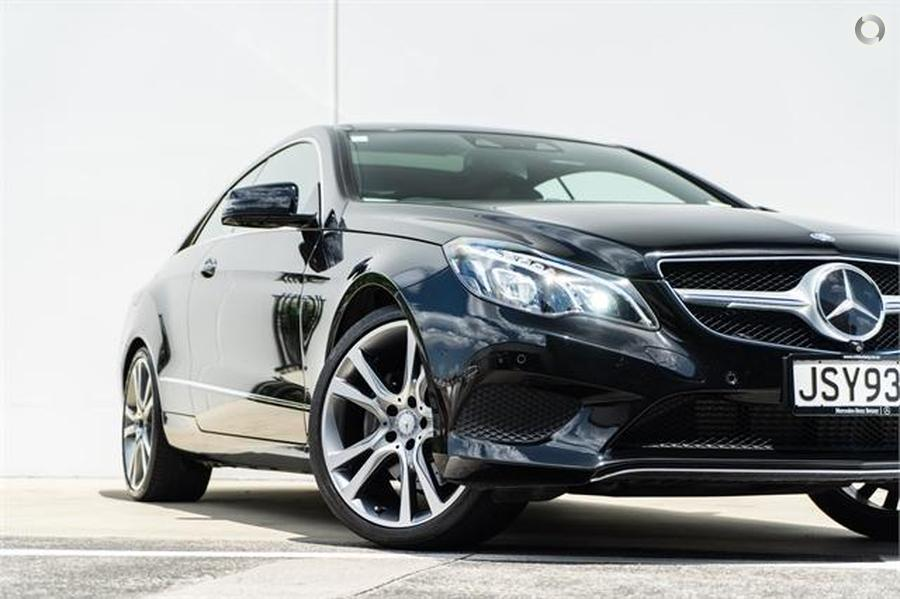 2016 Mercedes-Benz E 250 Coupe