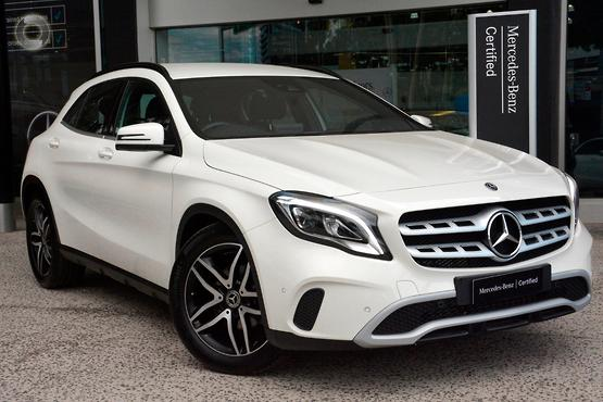 2017 Mercedes-Benz <br>GLA 180