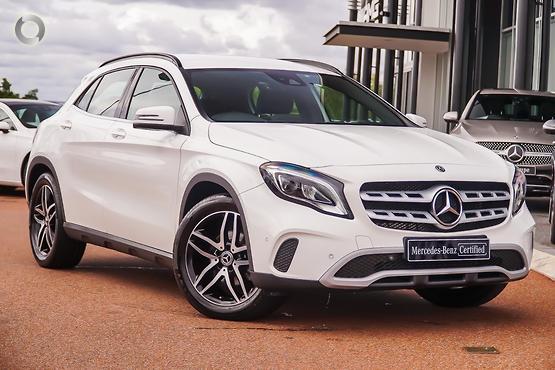 2019 Mercedes-Benz GLA 180