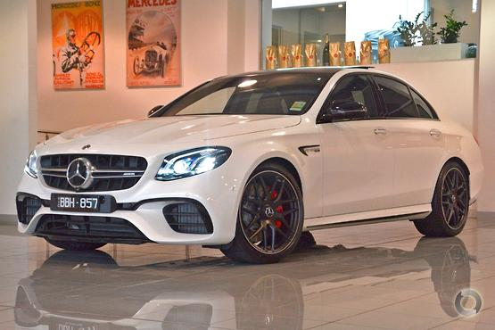 2018 Mercedes-Benz <br>E-CLASS