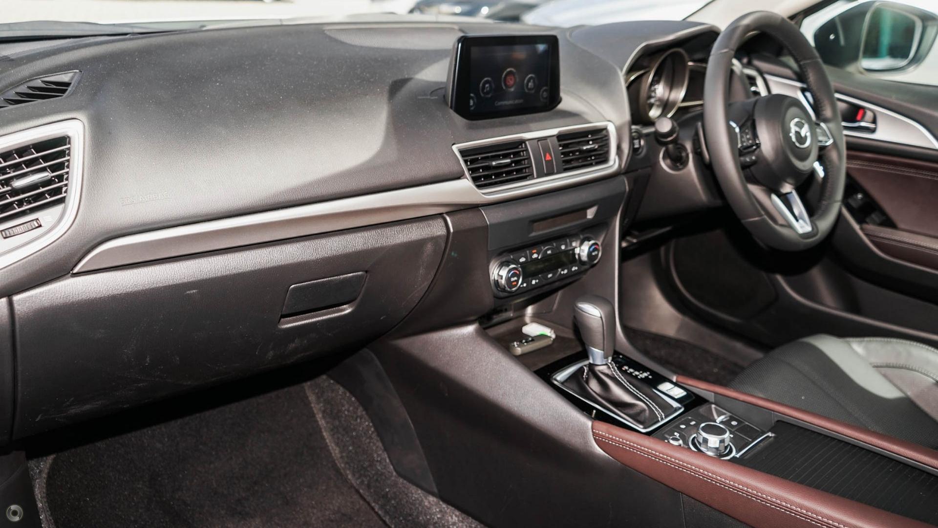2018 Mazda 3 Touring BN Series
