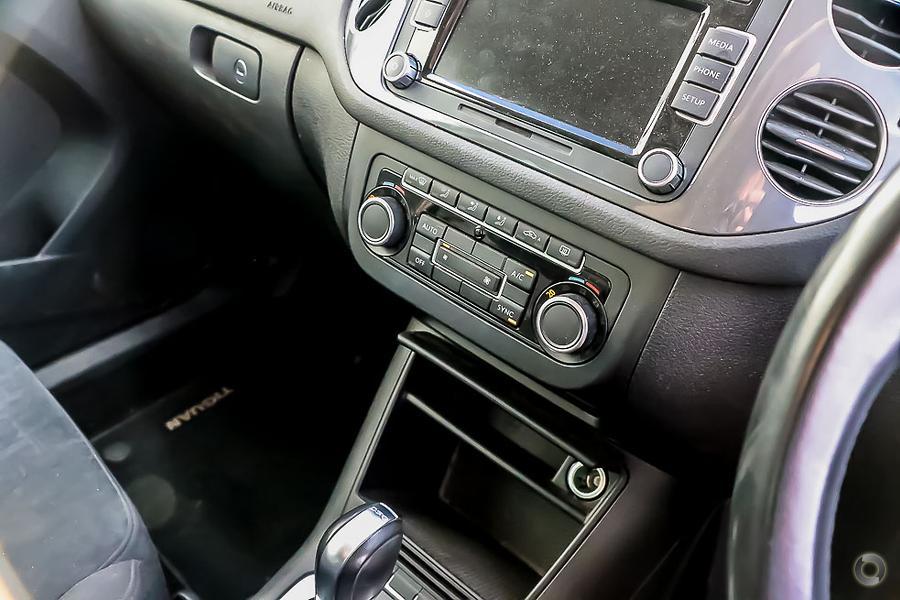 2014 Volkswagen Tiguan 130TDI 5N