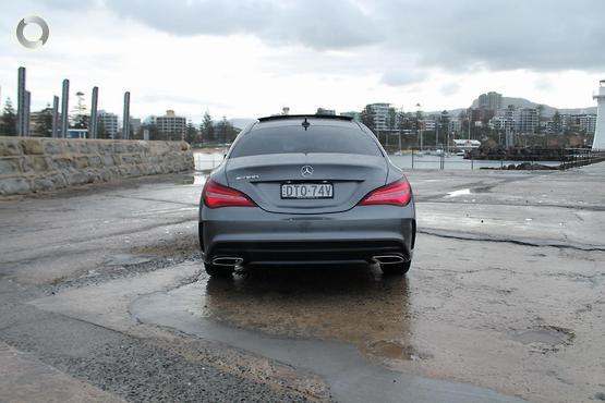 2017 Mercedes-Benz CLA 220 D
