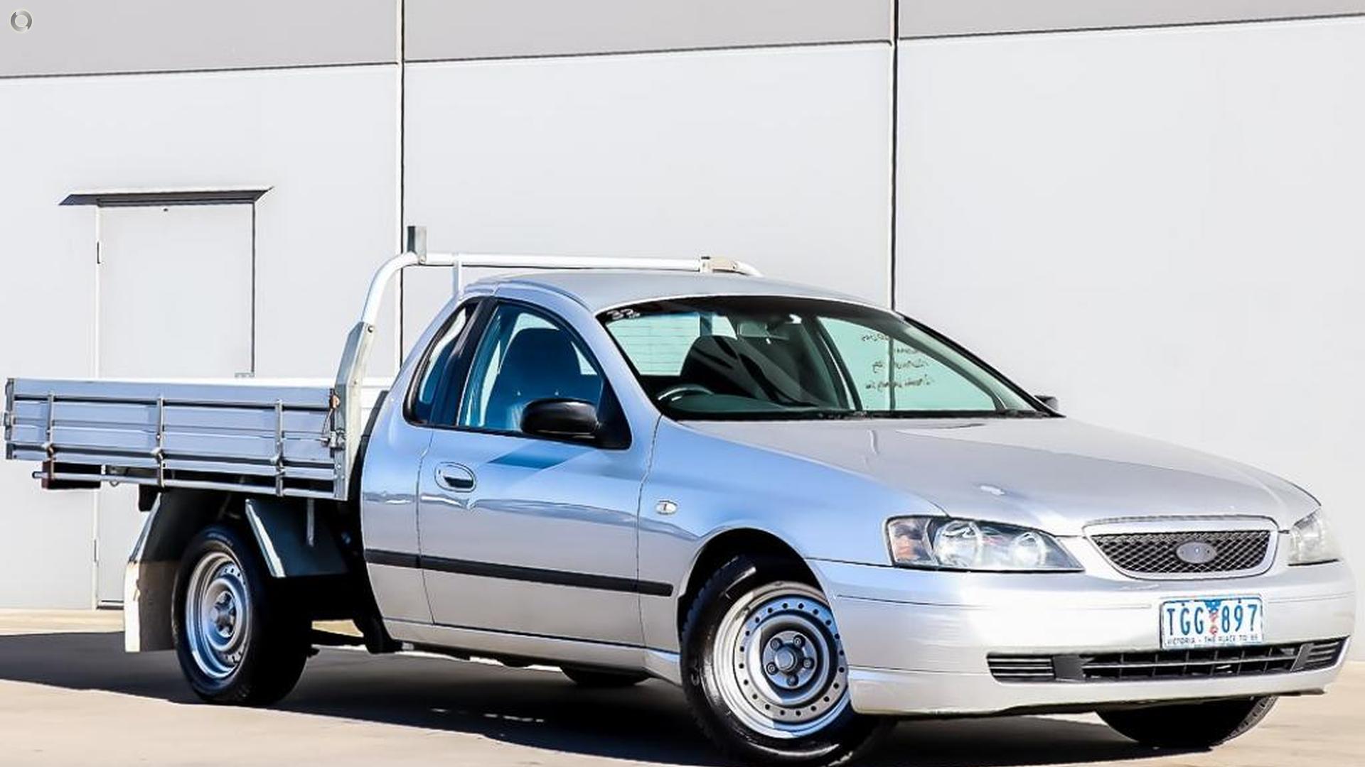 2004 Ford Falcon Ute BA