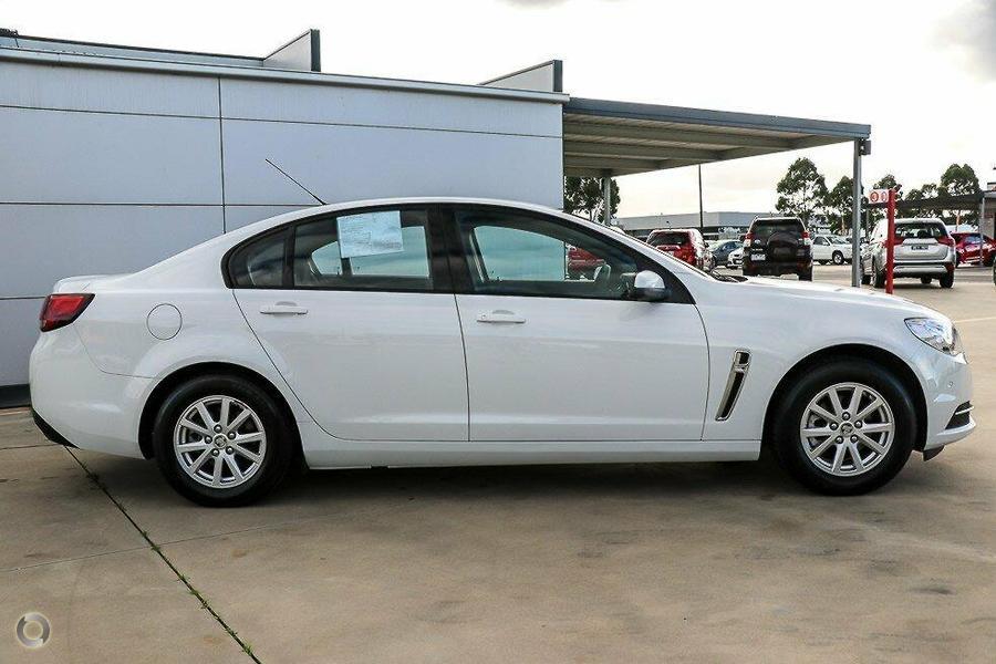 2016 Holden Commodore Evoke VF Series II