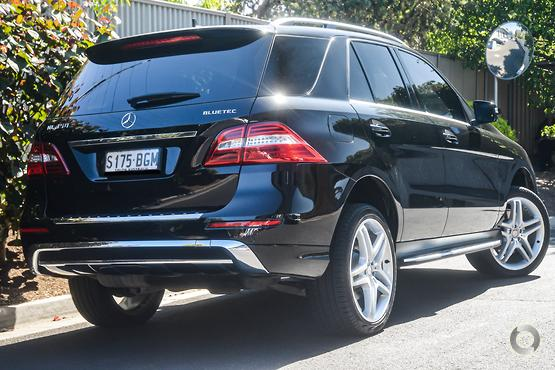 2014 Mercedes-Benz ML 350 BLUETEC