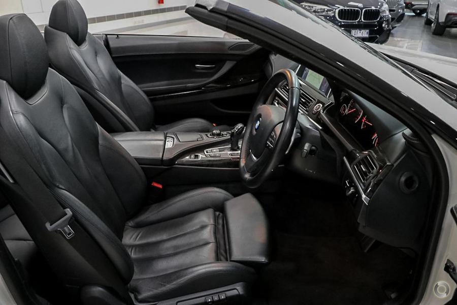 2011 BMW 640i