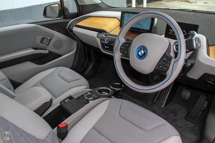 2018 BMW i3 s 94Ah