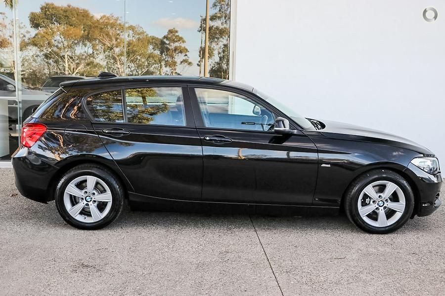 2015 BMW 118i Sport Line
