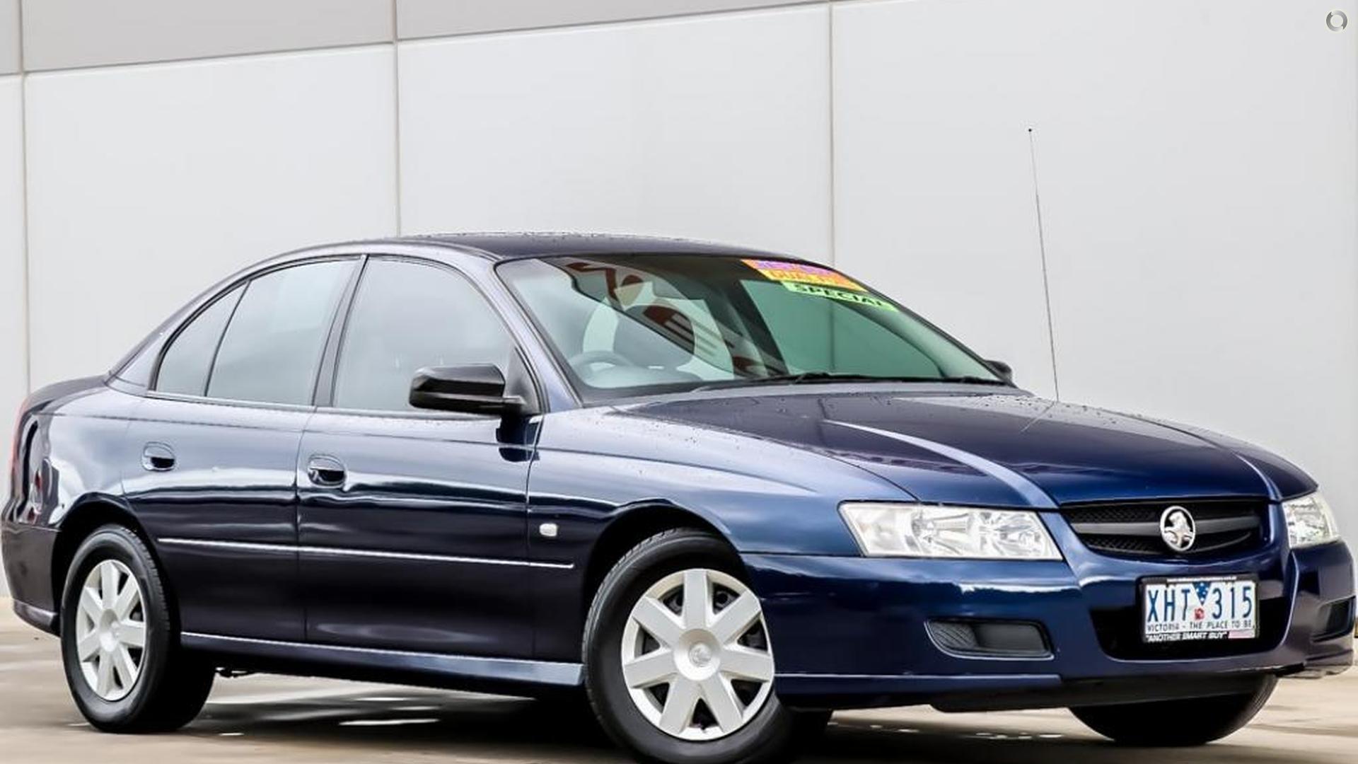2006 Holden Commodore VZ