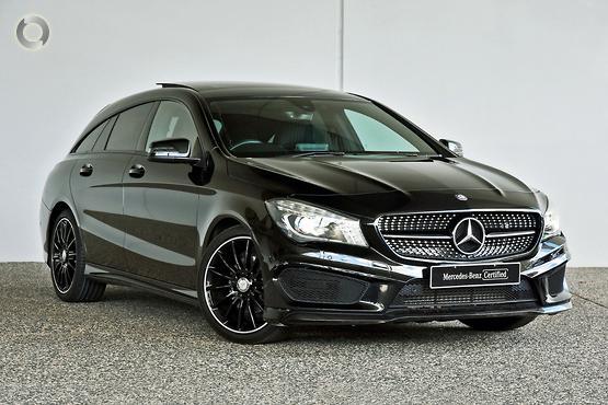 2016 Mercedes-Benz <br>CLA-CLASS
