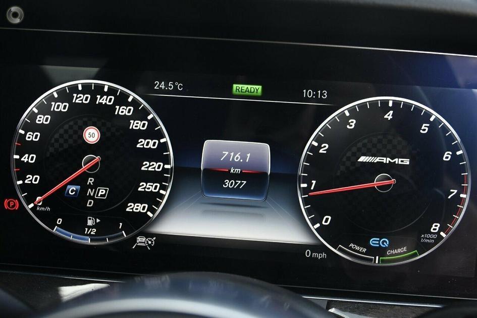 2018 Mercedes-Benz CLS 53 AMG Coupé