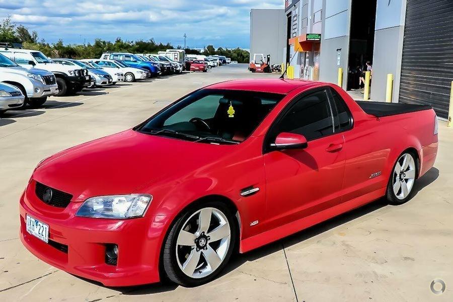 2008 Holden Ute SS VE