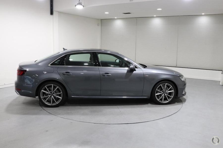 2019 Audi A4 40 TFSI