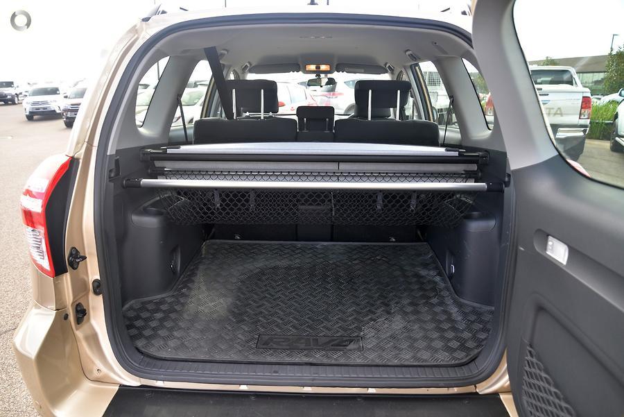 2012 Toyota RAV4 CV ACA38R