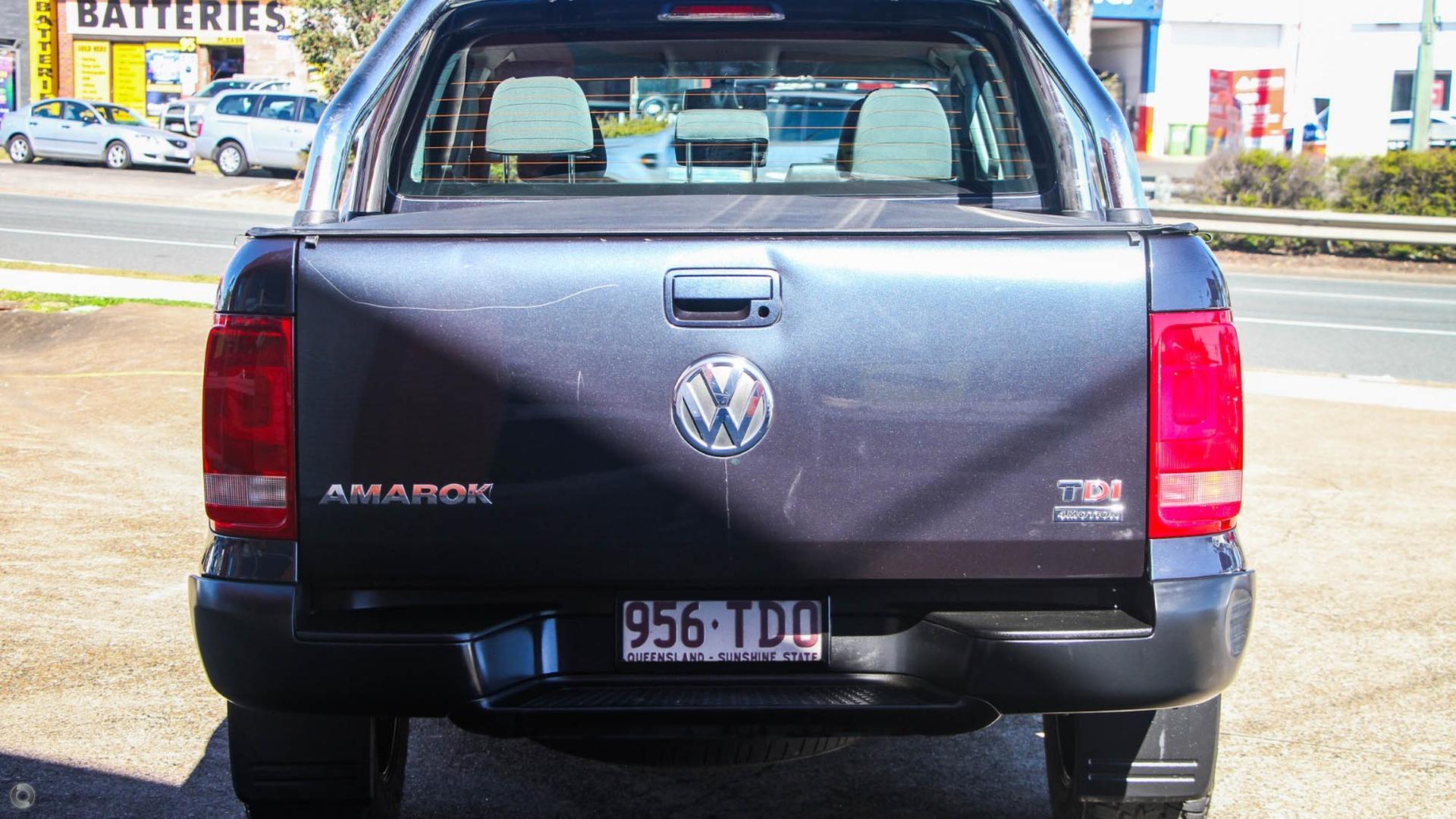 2013 Volkswagen Amarok TDI420 Trendline 2H