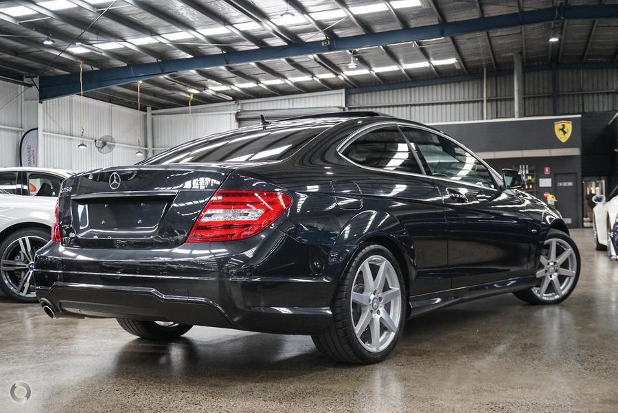 2012 Mercedes-benz C250 Cdi Blueefficiency  C204
