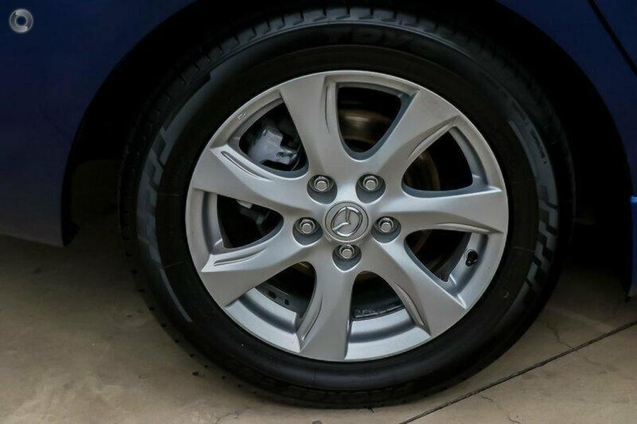 2009 Mazda 3 Maxx Sport BL Series 1