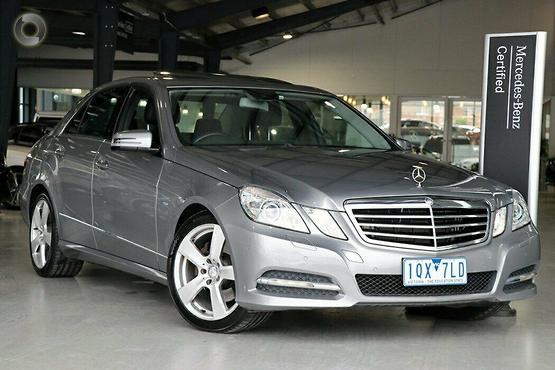 2011 Mercedes-Benz E 350 CDI BLUEEFFICIENCY AVANTGARDE