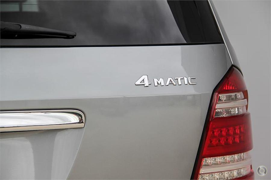 2010 Mercedes-benz Gl350 Cdi Luxury  X164