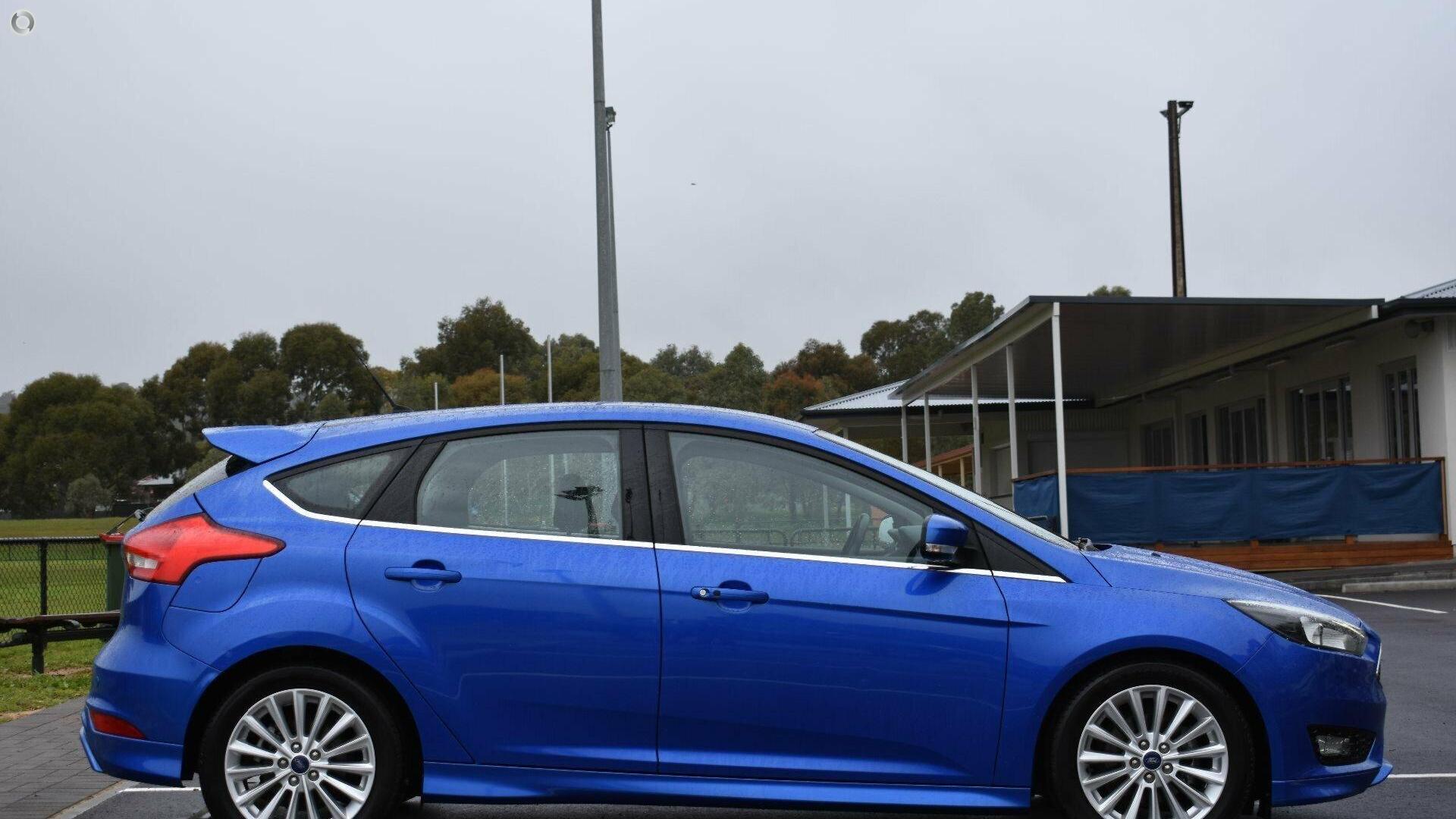 2016 Ford Focus Sport LZ