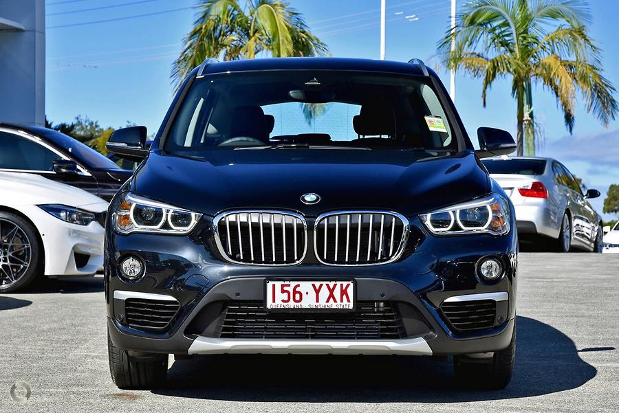 2019 BMW X1 sDrive18i