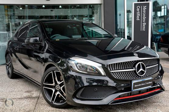 2017 Mercedes-Benz <br>A 250