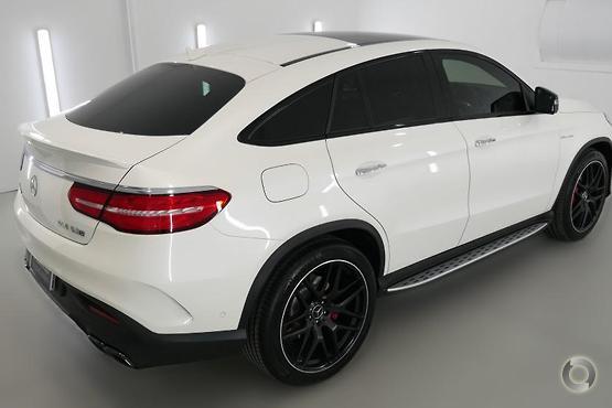 2019 Mercedes-Benz GLE 63 AMG S