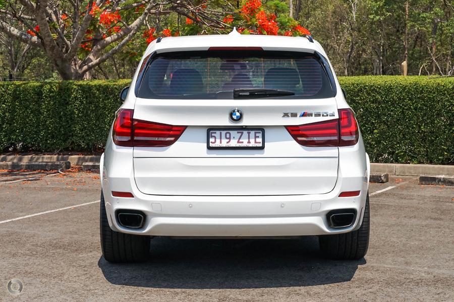 2015 BMW X5 M50d