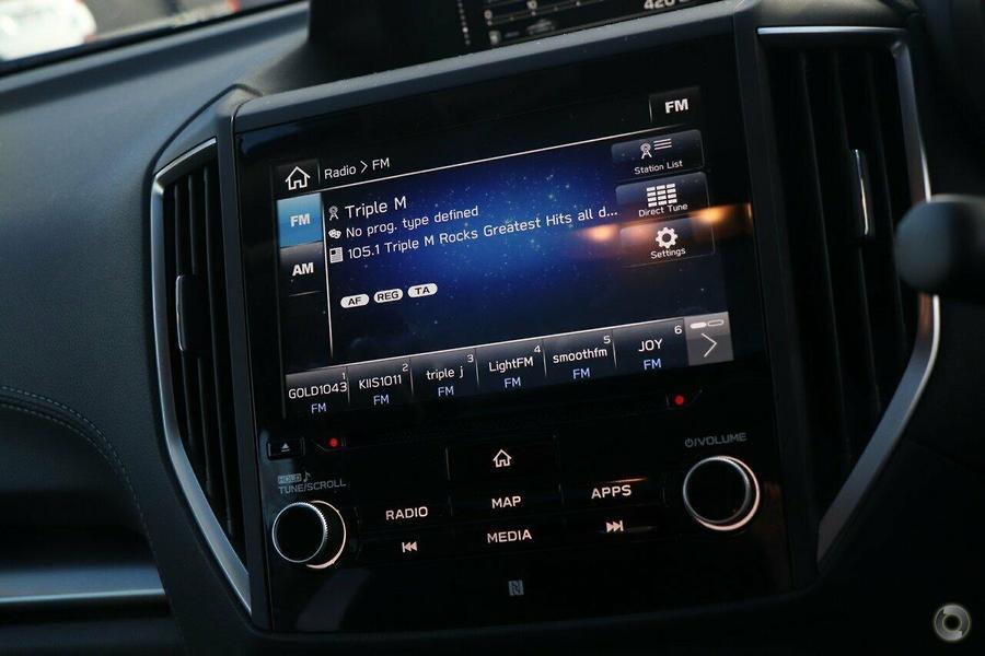 2018 Subaru Impreza 2.0i-S G5