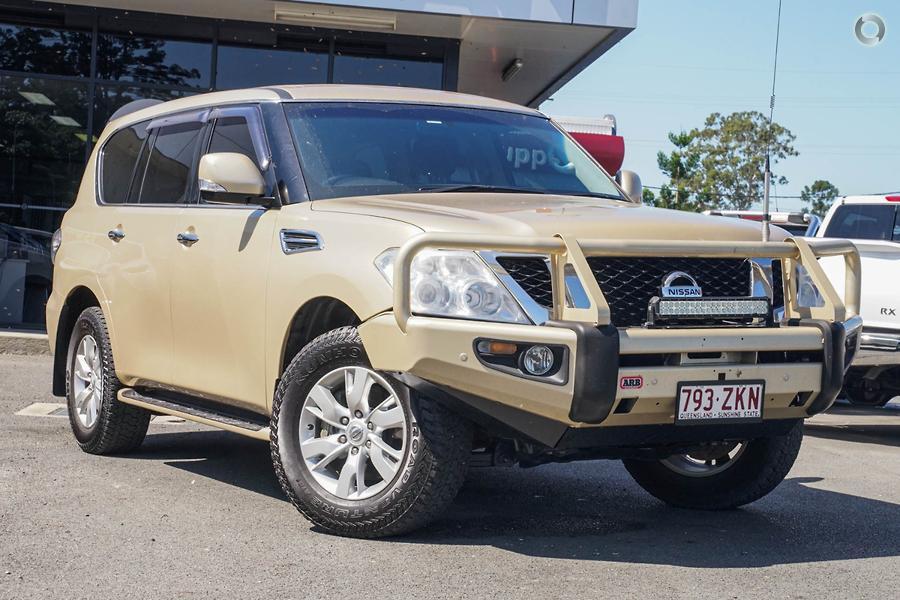 2014 Nissan Patrol ST-L