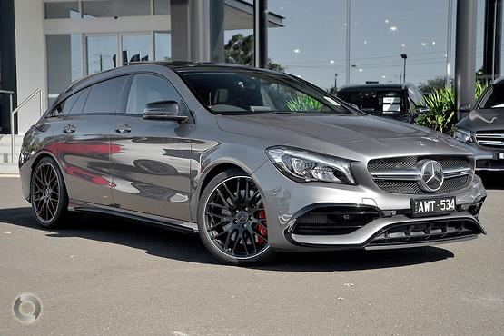 2017 Mercedes-Benz <br>CLA 45