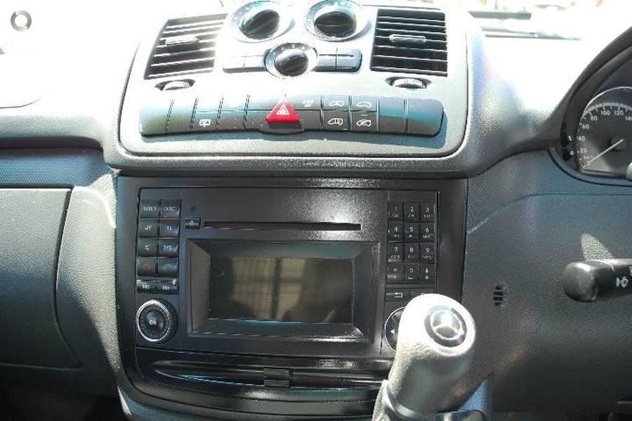 2013 Mercedes-Benz Vito 116CDI 639