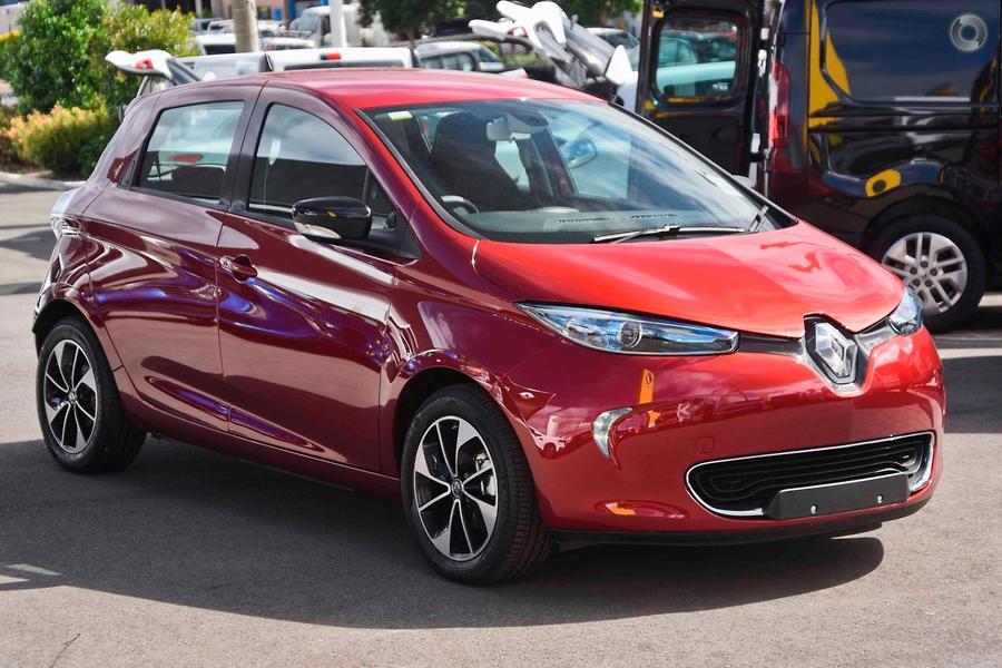 2017 Renault Zoe Intens B10
