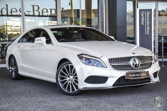 2016 Mercedes-Benz CLS 250 D
