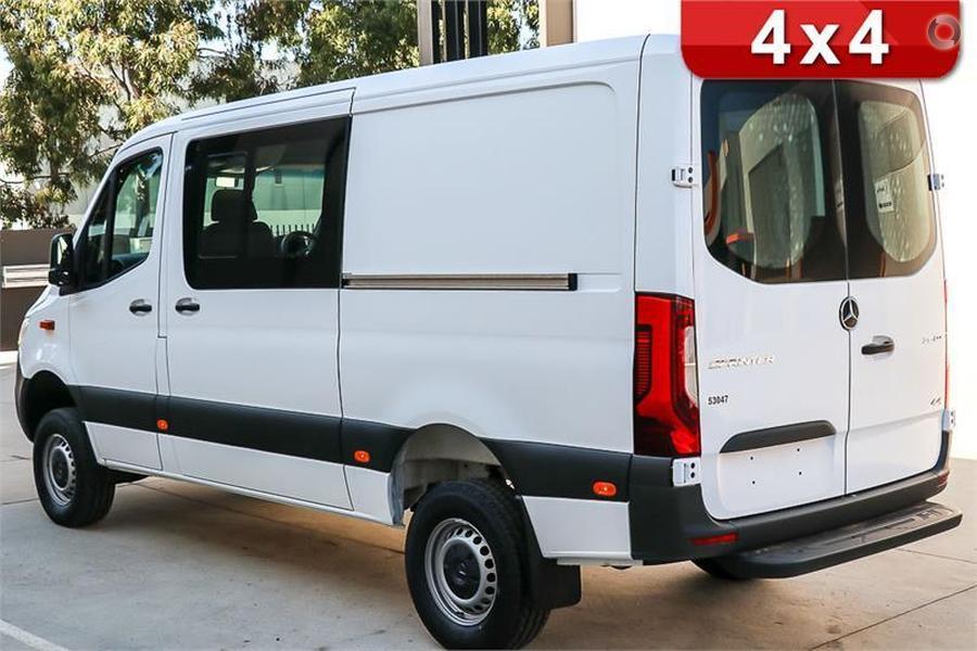 2020 Mercedes-benz Sprinter 316CDI VS30