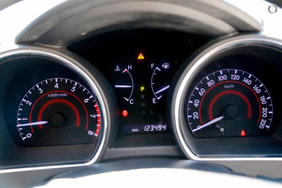 2013 Toyota Kluger Altitude GSU45R