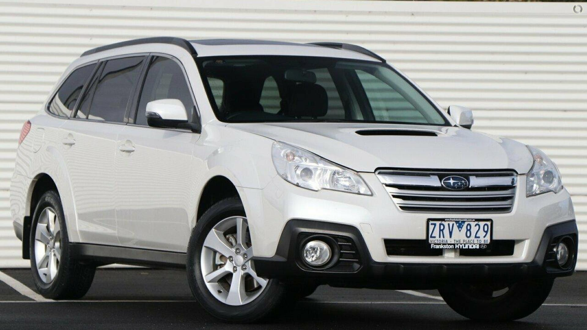 2013 Subaru Outback 4GEN
