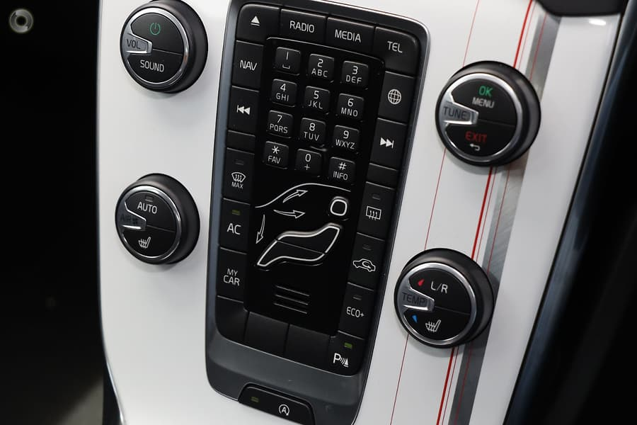 2016 Volvo V40 D2 Kinetic