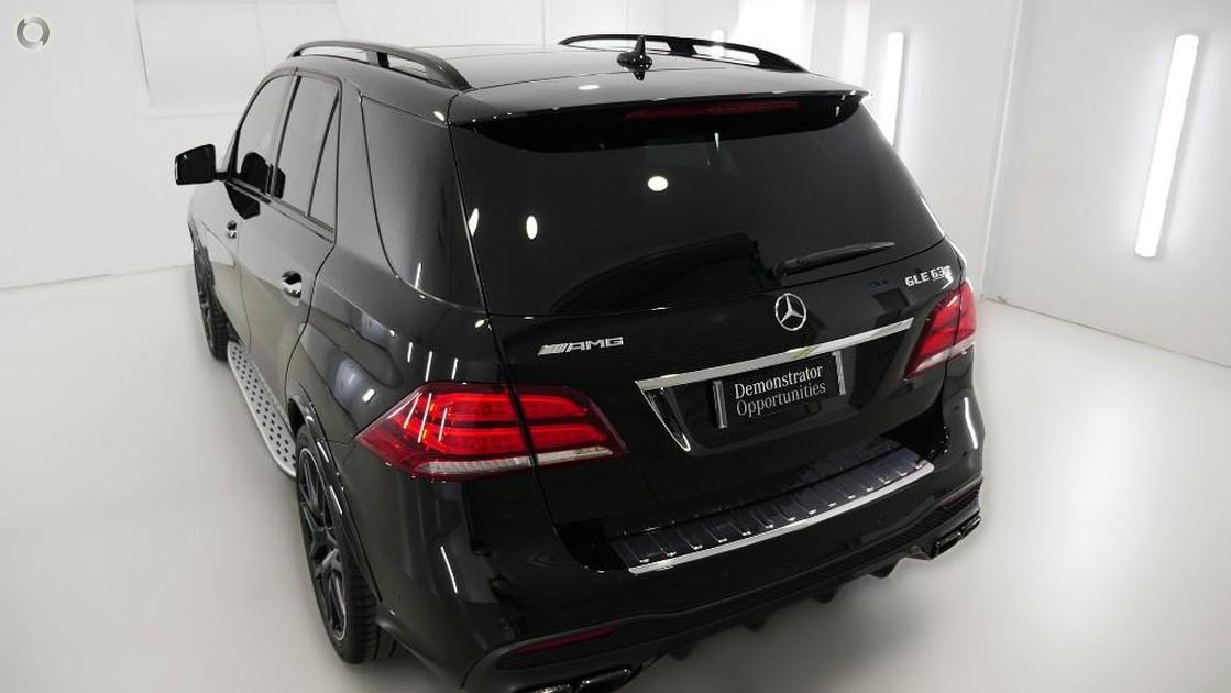 2018 Mercedes-Benz GLE 63 Wagon