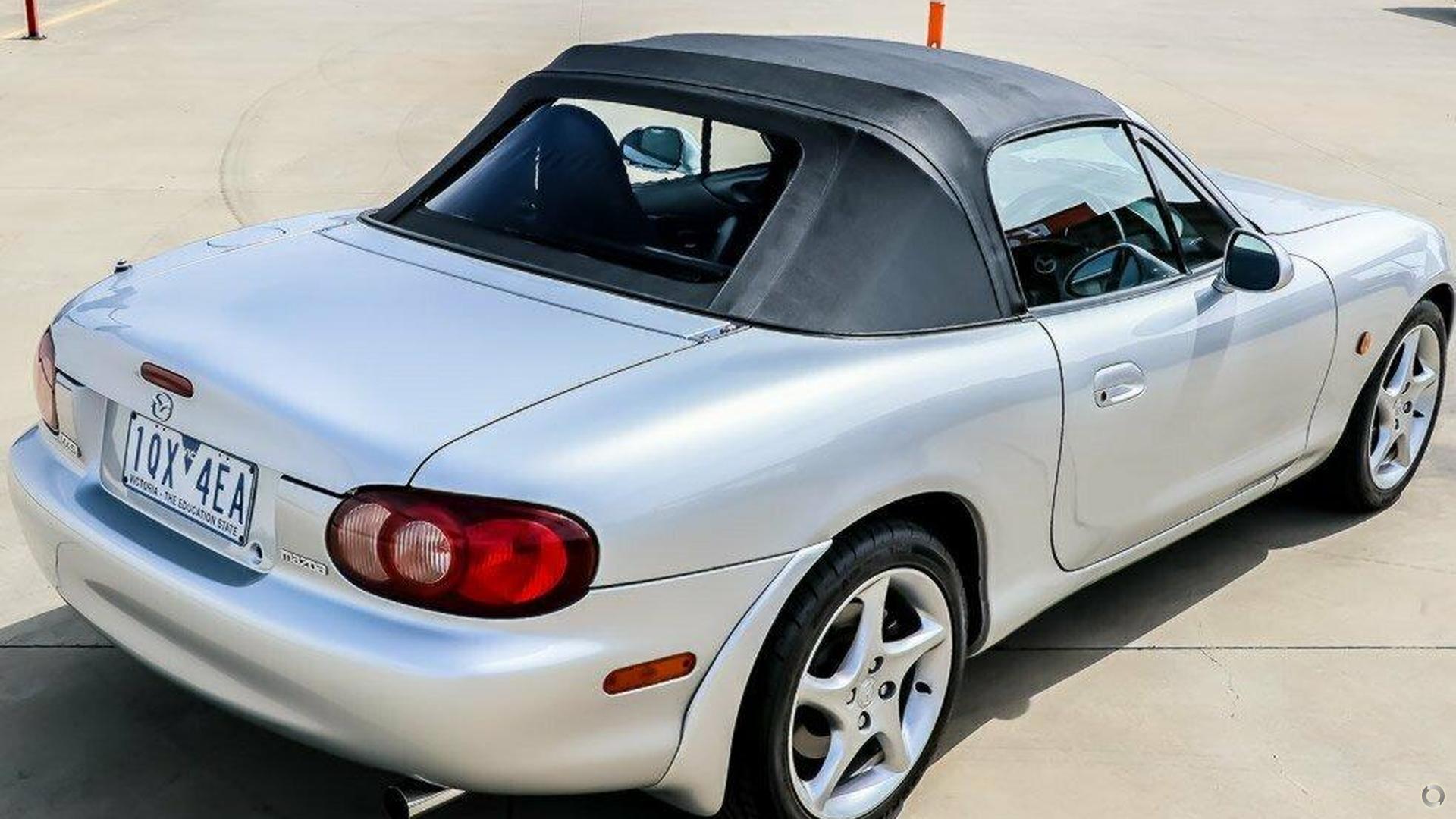 2002 Mazda Mx-5  NB Series 2