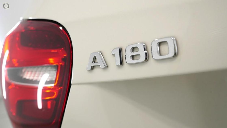 2017 Mercedes-Benz A 180 Hatch