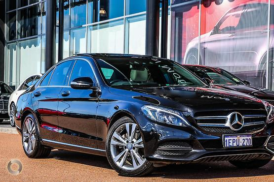 2014 Mercedes-Benz <br>C-CLASS