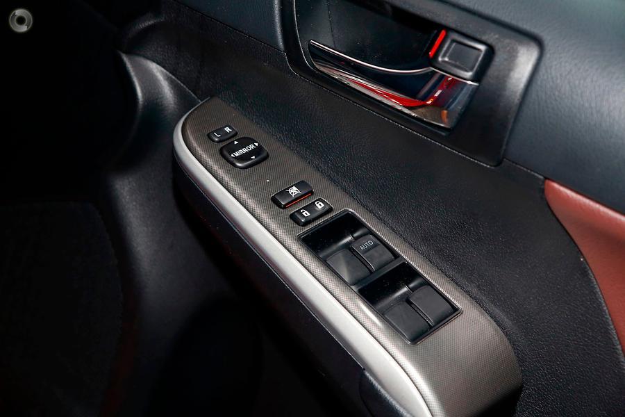 2016 Toyota Camry Atara SX ASV50R