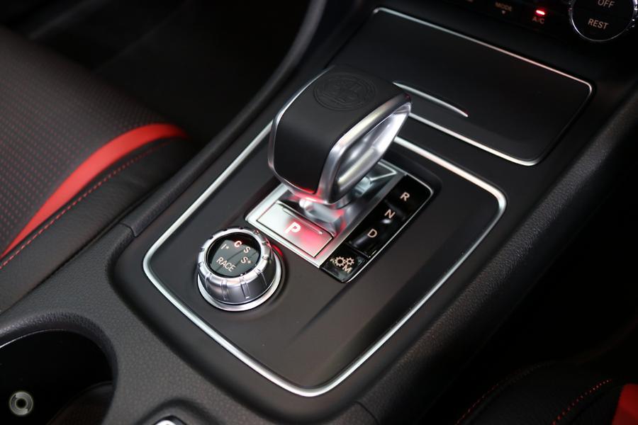 2018 Mercedes-AMG CLA 45 Shooting Brake